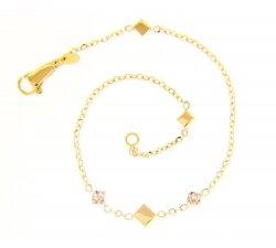 Women's bracelet Yellow gold 235292