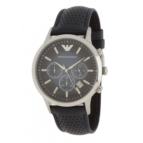 EMPORIO ARMANI Men's Watch AR2473 Chronograph in Steel