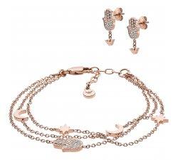 Set Parure Bracelet and earrings EMPORIO ARMANI women EGS2697221