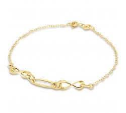 Bracciale Donna in Oro giallo 137135