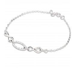 White Gold Woman Bracelet 137116