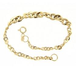 Women's Bracelet in Yellow Gold VSZ691GG19