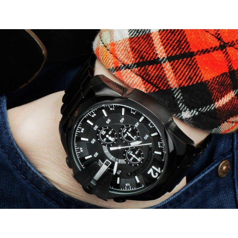 orologi neri da uomo