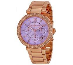 Orologio da donna MICHAEL KORS Parker MK6169 Oro rosa