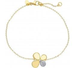 Yellow Gold Woman Bracelet 251438