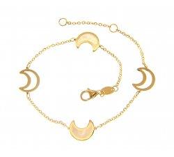 Bracciale da bimba in oro giallo 226191