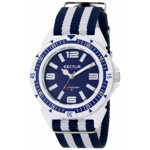Orologio da uomo Sector Expander 90 Blu R3251197028