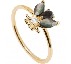 PDPaola Woman Ring Zaza Gold collection AN01-255