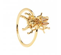 PDPaola Woman Ring Beetle collection AN01-375