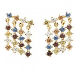 PDPaola Woman Earrings Five AR01-293-U collection