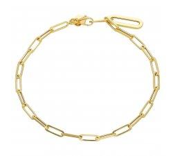 Woman Bracelet in Yellow Gold GL100054