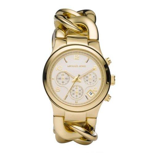 Orologio da donna MICHAEL KORS Collezione Runway MK3131 dorato