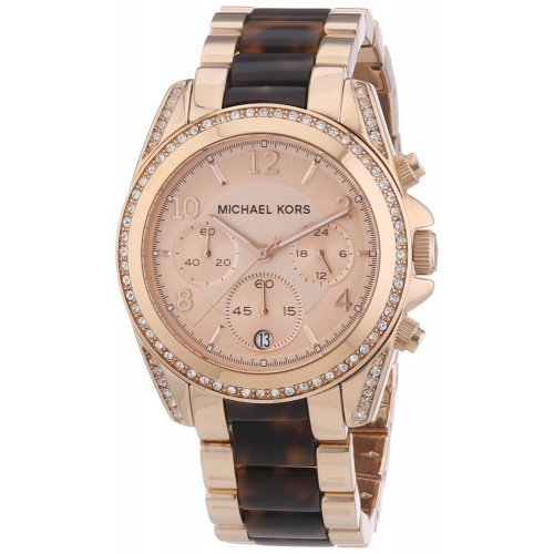 MICHAEL KORS women's watch MK5859 in rose gold steel