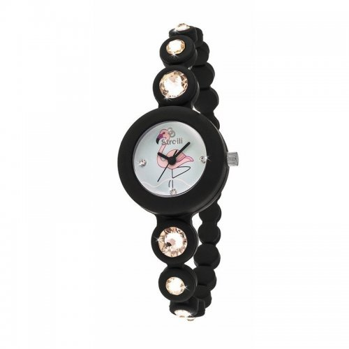 Orologio da donna So Funny by Stroili Fenicottero B0656-19 in silicone