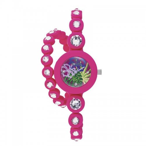 Orologio da donna So Funny by Stroili Flower B0655-44 in silicone