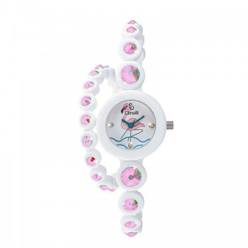 Orologio da donna So Funny by Stroili Flamingo B0655-47 in silicone