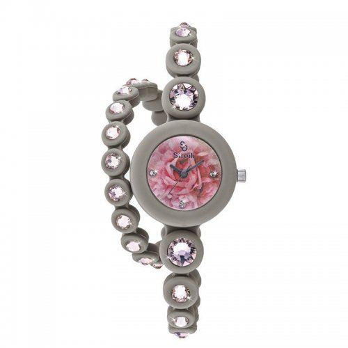 Orologio da donna So Funny by Stroili Rose B0655-48 in silicone