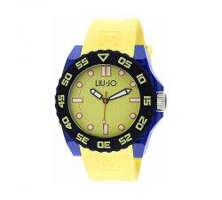 Orologio da uomo Liu Jo TLJ883 collezione Jump Giallo