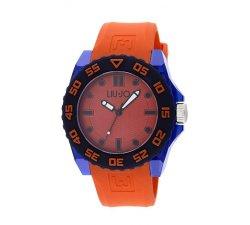 Orologio da uomo Liu Jo TLJ882 collezione Jump Rosso