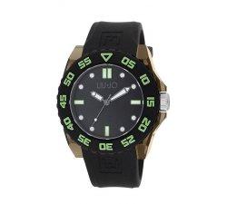 Orologio da uomo Liu Jo TLJ881 collezione Jump Nero Verde