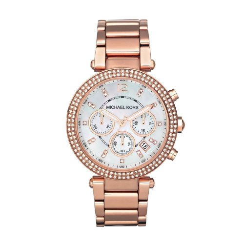 MICHAEL KORS Parker MK5491 Women's Watch Rose Gold