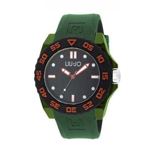 Orologio da uomo Liu Jo TLJ880 collezione Jump Verde