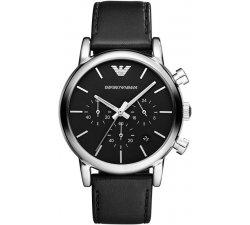 Orologio Emporio Armani da uomo AR1733 Cronografo Acciaio