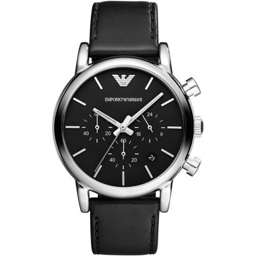 Emporio Armani men's watch AR1733 Chronograph Steel