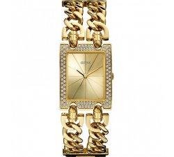 Orologio Guess da donna in acciaio dorato W0072L1