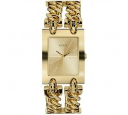Orologio Guess da donna in acciaio dorato 90176L1