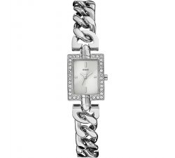 Orologio Guess da donna in acciaio Glamour Chain W0540L1