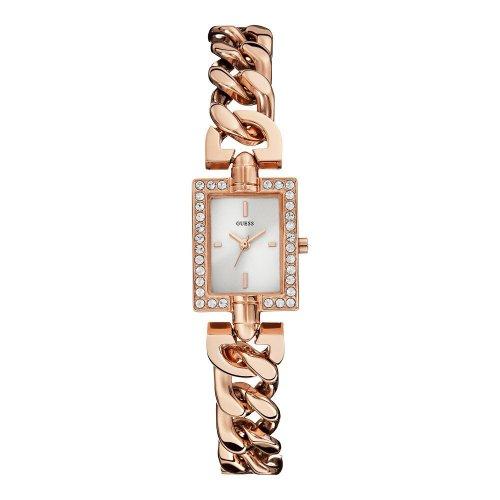Orologio Guess da donna in acciaio Glamour Chain W0311L1