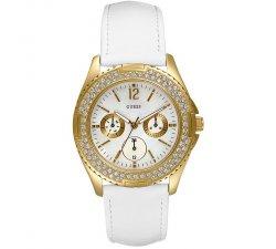 Orologio Guess da donna in acciaio dorato W11567L1