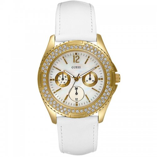 Orologio GUESS da Donna PVD oro rosa W0073L2