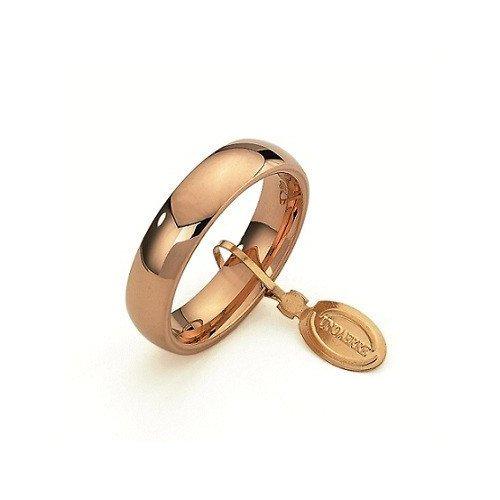 Unoaerre Wedding Ring Mantovana 6 grams Yellow Gold Classic