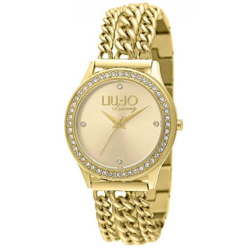 Orologio da donna Liu Jo Luxury Collezione Atena TLJ934 Gold