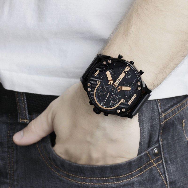varietà larghe Garanzia di soddisfazione al 100% scegli originale Orologio da uomo Diesel Mr Daddy 2.0 DZ7312 Cronografo ...