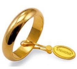 Unoaerre 7 Gram Classic Wedding Ring in Yellow Gold