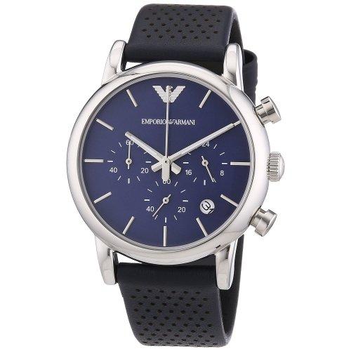 Orologio Emporio Armani da uomo AR1736 Cronografo Acciaio