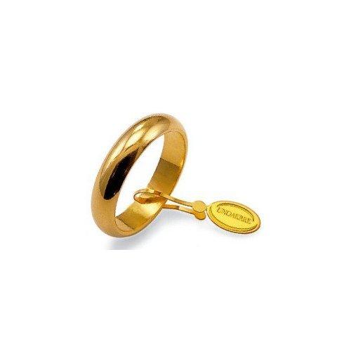 ... , Fedi Nuziali > Fede Nuziale Unoaerre 10 grammi Oro giallo Classica
