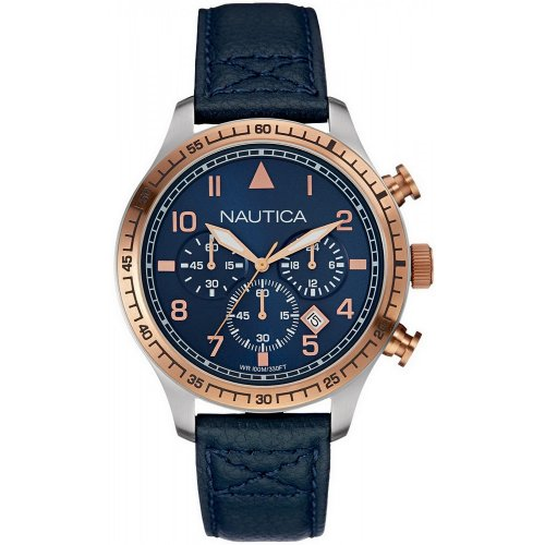 Orologio Nautica da uomo Cronografo NAI17500G BDF105