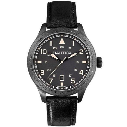 Orologio Nautica da uomo Nero A11107G BDF105