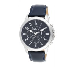 Orologio da uomo Liu Jo TLJ825 Cronografo collezione Jet Blu