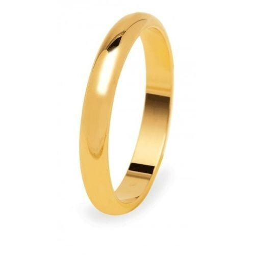 Unoaerre Wedding Ring 5 grams Francesina narrow band