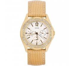 Orologio Guess da donna in acciaio dorato W16574L1