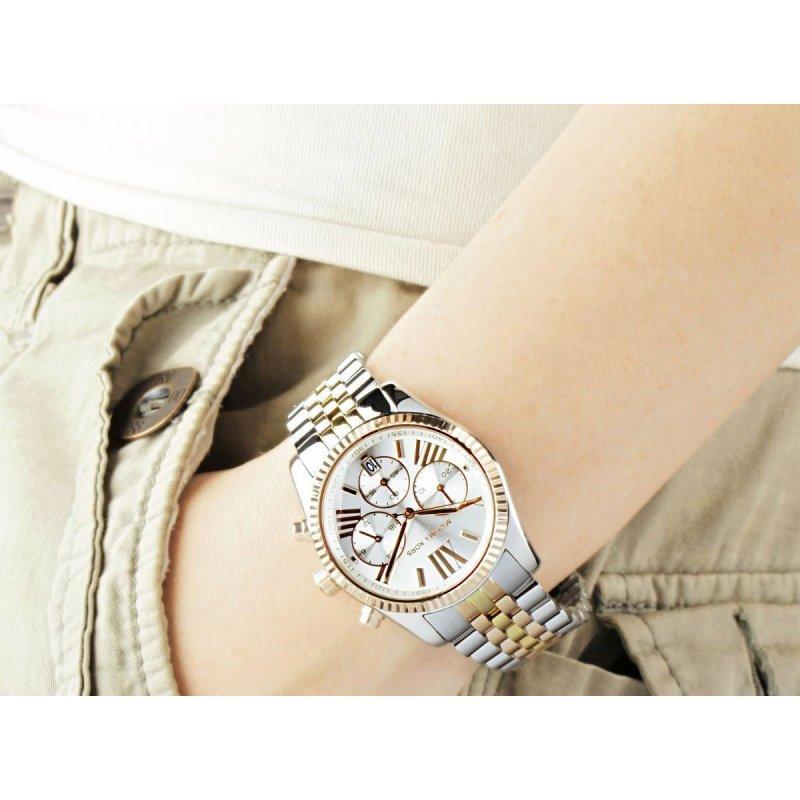 orologio michael kors lexington uomo