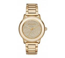Orologio da donna Michael Kors in acciaio dorato Kinley MK6209