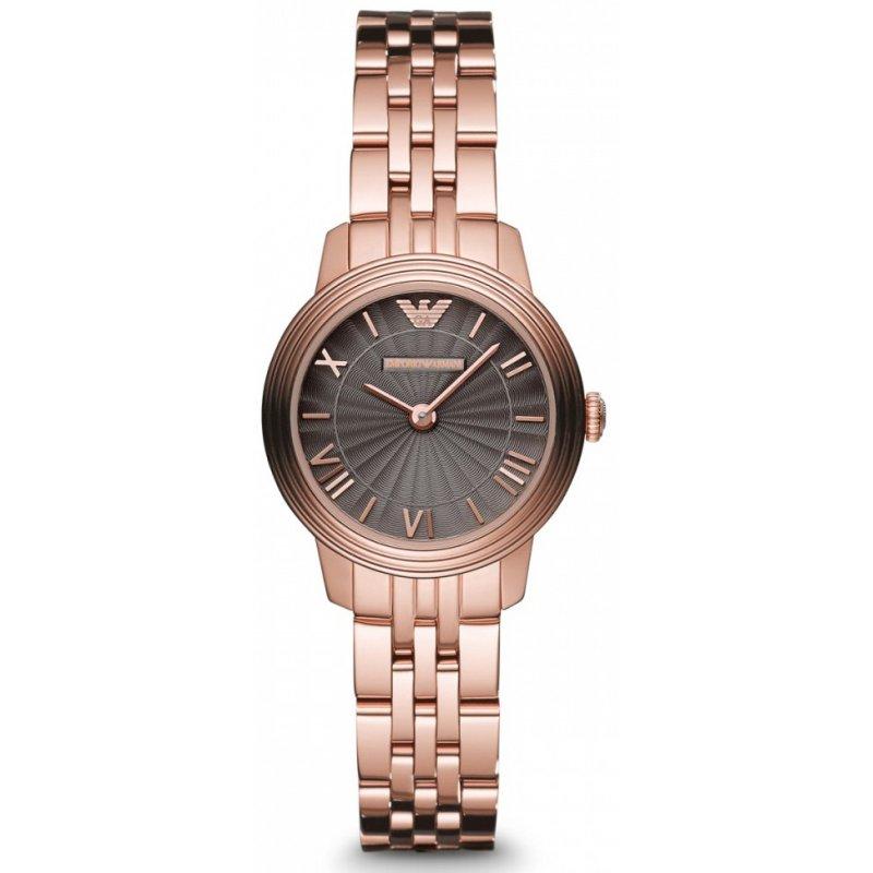 Favoloso Orologio da donna Emporio Armani AR1719 Acciaio oro rosa  UG86