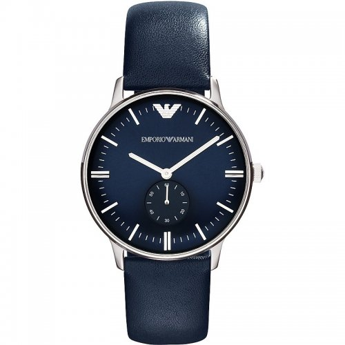 Emporio Armani men's watch AR1647 Blue