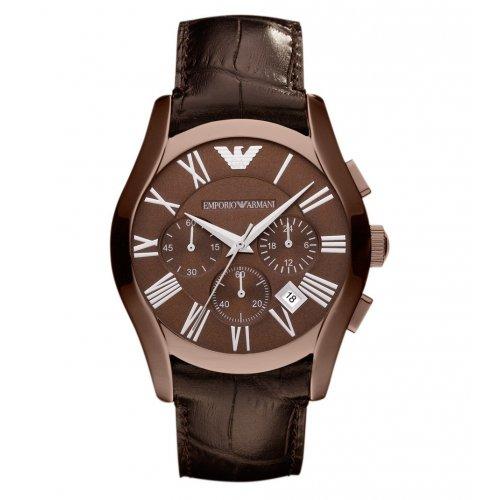Orologio Emporio Armani da uomo AR1609 Cronografo Acciaio